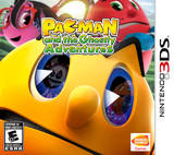 Pac-Man and the Ghostly Adventures (Nintendo 3DS)