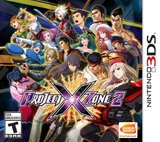 Project X Zone 2 (Nintendo 3DS)