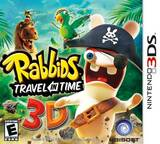 Rabbids: Travel in Time 3D (Nintendo 3DS)