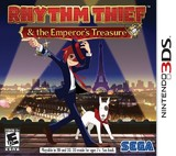 Rhythm Thief & the Emperor's Treasure (Nintendo 3DS)