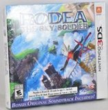Rodea: The Sky Soldier -- w/Bonus Soundtrack (Nintendo 3DS)