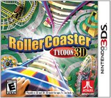 RollerCoaster Tycoon (Nintendo 3DS)