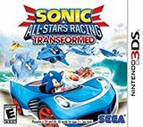 Sonic & All Stars Racing Transformed (Nintendo 3DS)