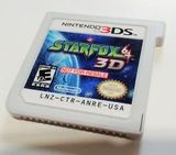 Star Fox 64 3D -- Not For Resale Kiosk Demo (Nintendo 3DS)