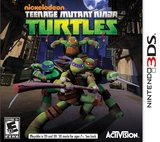 Teenage Mutant Ninja Turtles (2013) (Nintendo 3DS)