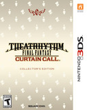 Theatrhythm Final Fantasy: Curtain Call -- Collector's Edition (Nintendo 3DS)