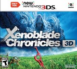 Xenoblade Chronicles 3D (Nintendo 3DS)