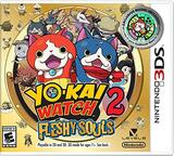 Yo-Kai Watch 2: Fleshy Souls (Nintendo 3DS)