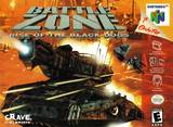 BattleZone: Rise of the Black Dogs (Nintendo 64)