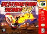 Destruction Derby 64 (Nintendo 64)