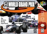 F1 World Grand Prix (Nintendo 64)