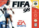 FIFA 98: Road to World Cup (Nintendo 64)