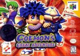 Goemon's Great Adventure (Nintendo 64)