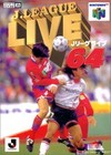 J-League Live 64 (Nintendo 64)