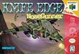 Knife Edge: Nose Gunner (Nintendo 64)