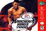 Knockout Kings 2000 (Nintendo 64)