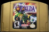 Legend of Zelda: Majora's Mask, The -- Collector's Edition -- Box Only (Nintendo 64)