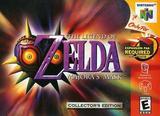 Legend of Zelda: Majora's Mask, The (Nintendo 64)