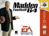 Madden Football 64 (Nintendo 64)