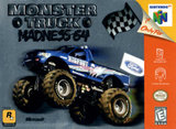 Monster Truck Madness 64 (Nintendo 64)