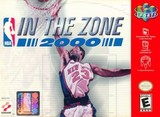 NBA: In the Zone 2000 (Nintendo 64)