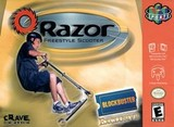 Razor Freestyle Scooter (Nintendo 64)