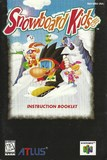 Snowboard Kids -- Manual Only (Nintendo 64)