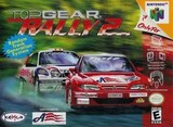 Top Gear Rally 2 (Nintendo 64)