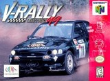 V-Rally: Edition '99 (Nintendo 64)