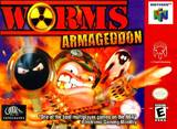 Worms Armageddon (Nintendo 64)