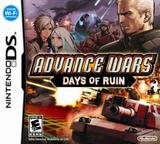 Advance Wars: Days of Ruin (Nintendo DS)