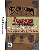 Adventure Time: Hey Ice King! Why'd You Steal Our Garbage?! -- Collector's Edition (Nintendo DS)