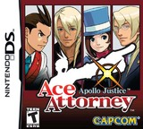 Apollo Justice: Ace Attorney (Nintendo DS)