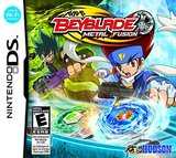 Beyblade: Metal Fusion (Nintendo DS)