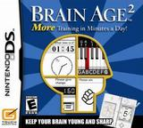 Brain Age 2: More Training in Minutes a Day! (Nintendo DS)