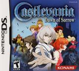 Castlevania: Dawn of Sorrow (Nintendo DS)