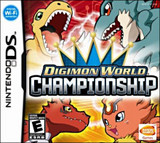 Digimon World: Championship (Nintendo DS)