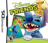 Disney Friends (Nintendo DS)