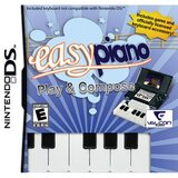 Easy Piano: Play & Compose (Nintendo DS)