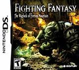Fighting Fantasy: The Warlock of Firetop Mountain (Nintendo DS)