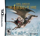 Final Fantasy: The 4 Heroes of Light (Nintendo DS)