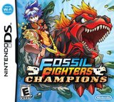 Fossil Fighters: Champions (Nintendo DS)