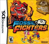 Fossil Fighters (Nintendo DS)