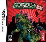 Godzilla Unleashed: Double Smash (Nintendo DS)