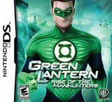 Green Lantern: Rise of the Manhunters (Nintendo DS)