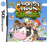 Harvest Moon DS: Island of Happiness (Nintendo DS)