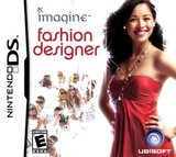 Imagine: Fashion Designer (Nintendo DS)