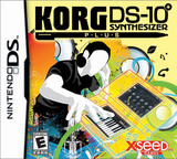 KORG DS-10 Synthesizer Plus (Nintendo DS)