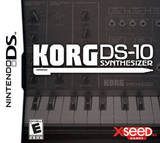 KORG DS-10 Synthesizer (Nintendo DS)