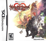 Kingdom Hearts: 358/2 Days (Nintendo DS)